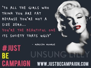 Marylin - Just Be Campaign