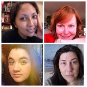Melissa, Jaja, Tabitha